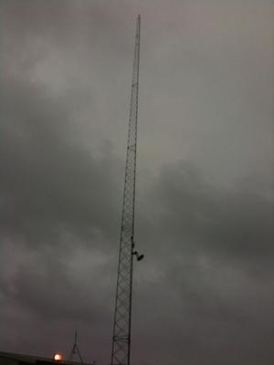 110 foot tower