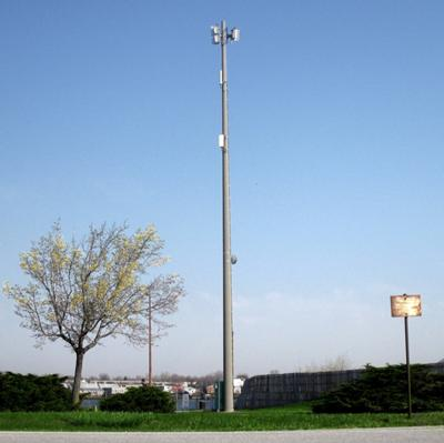 Small Cell Site on St. Clair Pkwy