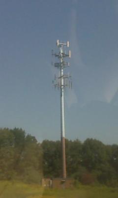 Tower on RT 17N Sullivan County NY