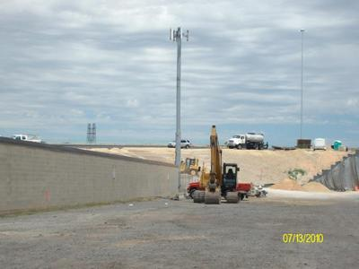 Bestway Self Storage Cell Tower 2010