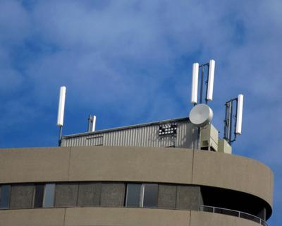 Rooftop Cell Site, Sarnia, Ontario